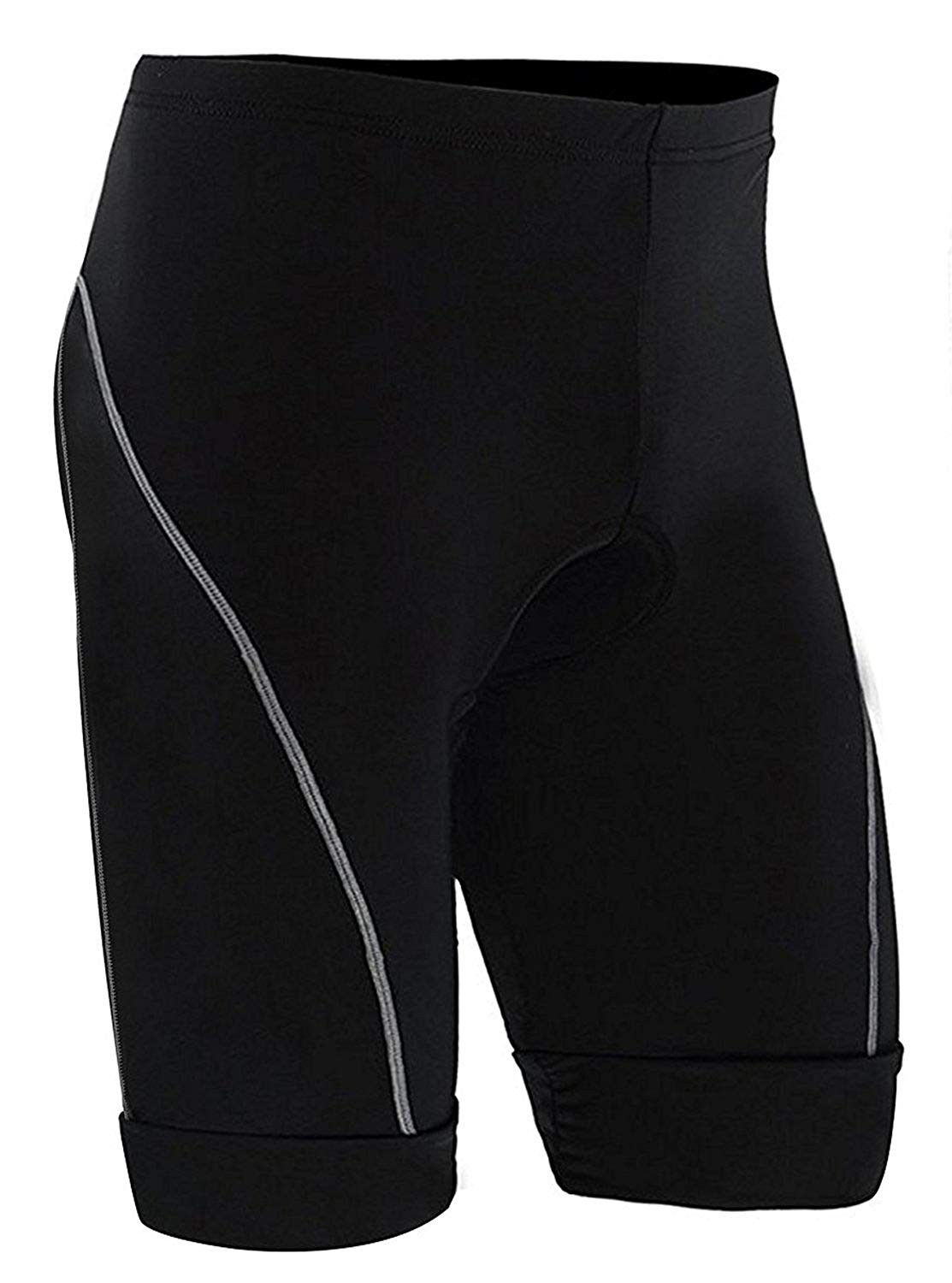 Mens Outdoors Padded Cycling Underwear Underpants Shorts