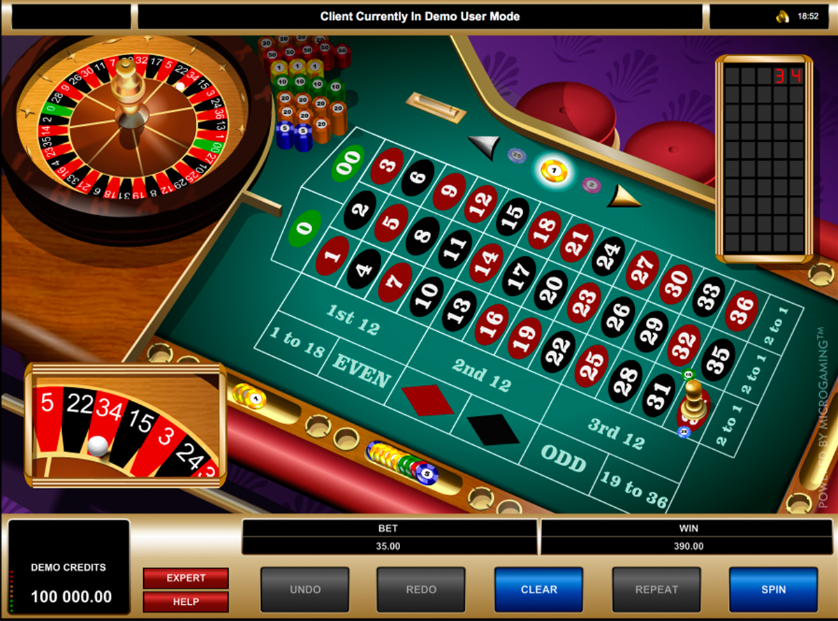 Try the highquality American Roulette game from this