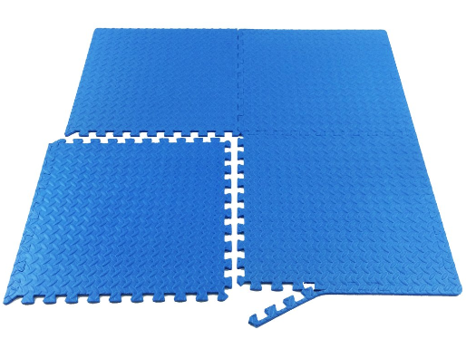 Exercise Puzzle Mat 1 2 Inch Gym Ready Equipment Exercise Floor Mat Floor Workouts Puzzle Mat