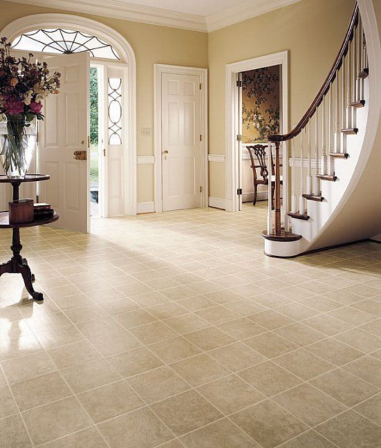 Floor Tiles Design For Living Room