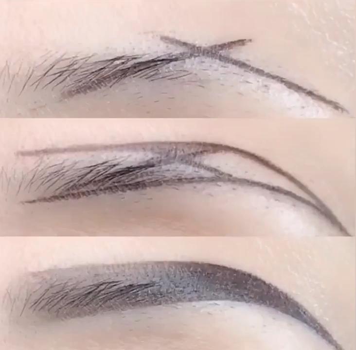 Photo of Einfach und leicht zu erlernen Augenbrauen Make-up – – #Brows #easy #EyeMakeup #eyebrow # …