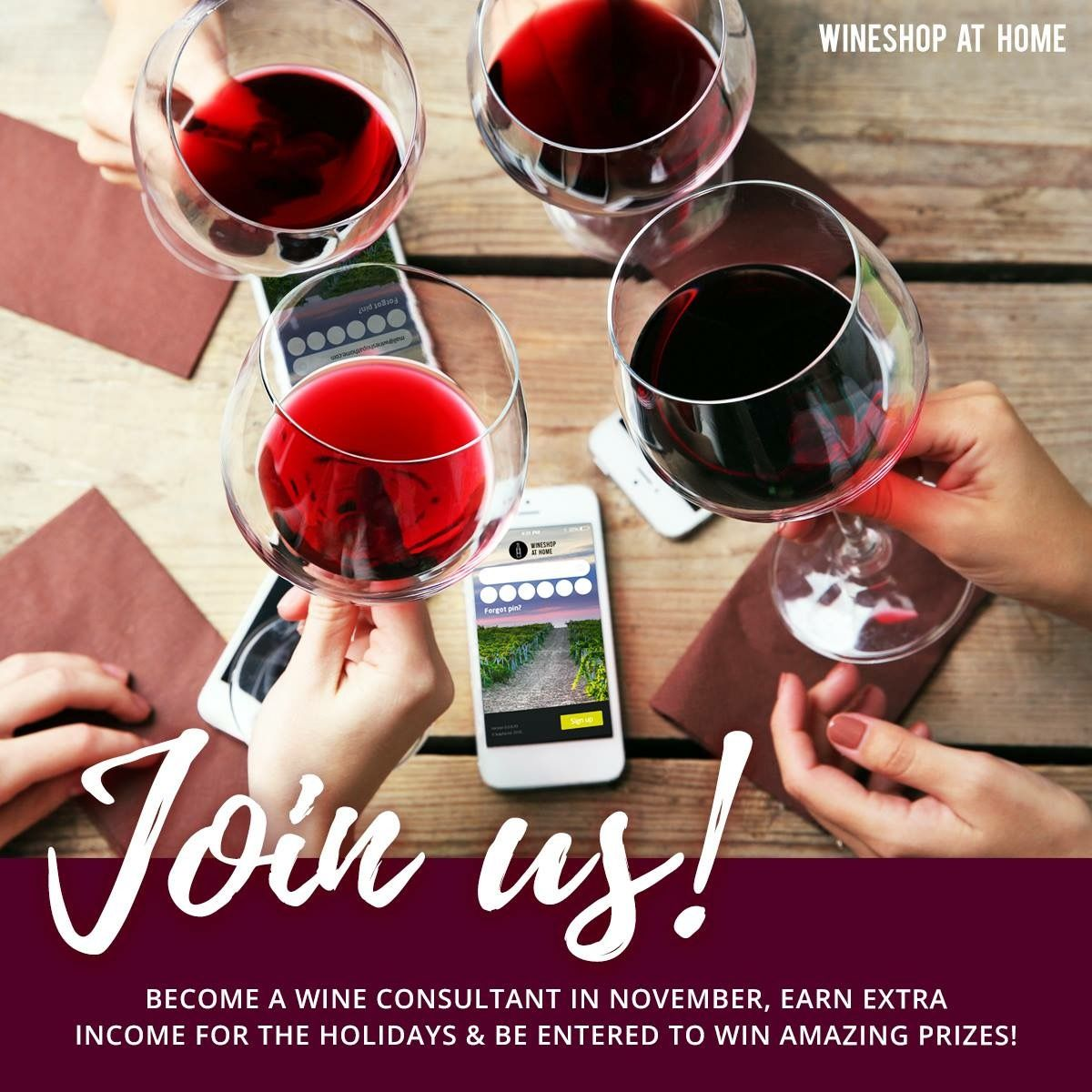 Join My Wine Team This Month You Ll Be Entered To Win A 250 Amazon Gift Card And Other Amazing Prizes If This Sounds Lik Wine Wine Making Amazon Gift Cards