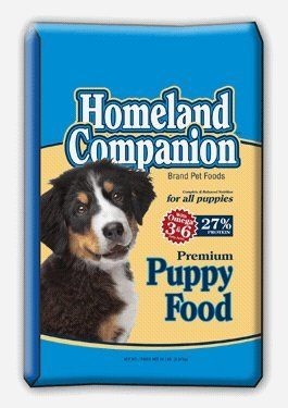 Dog Food Puppy Homeland 20lb You Can Get More Details By