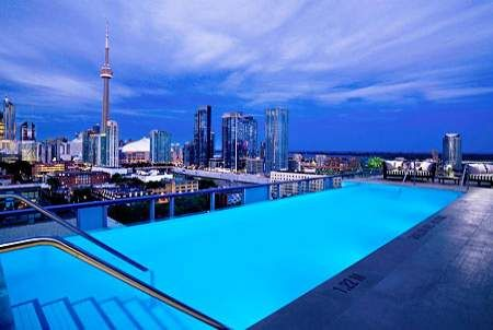 Thompson Hotel Best View Of The City Toronto Places In 2018