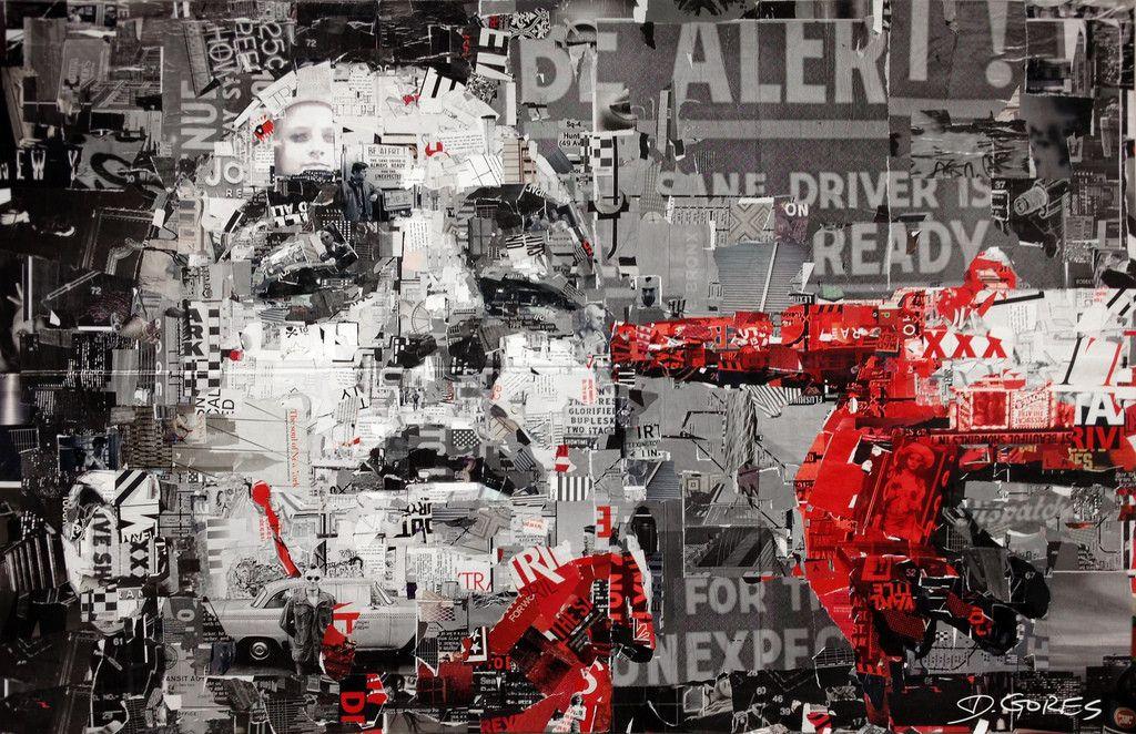 """Derek Gores - """"Be Alert! The Sane Driver is Always Ready"""""""