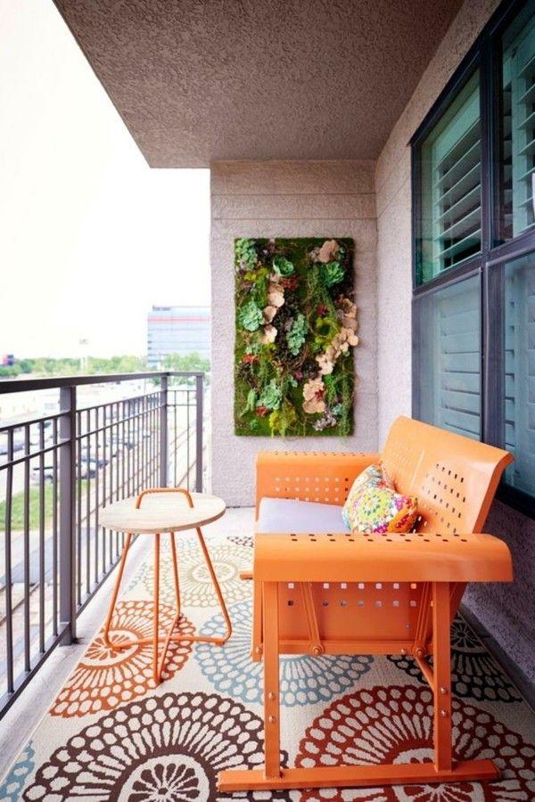 Terrassenmöbel Ideen Kleine Terrasse Gestalten