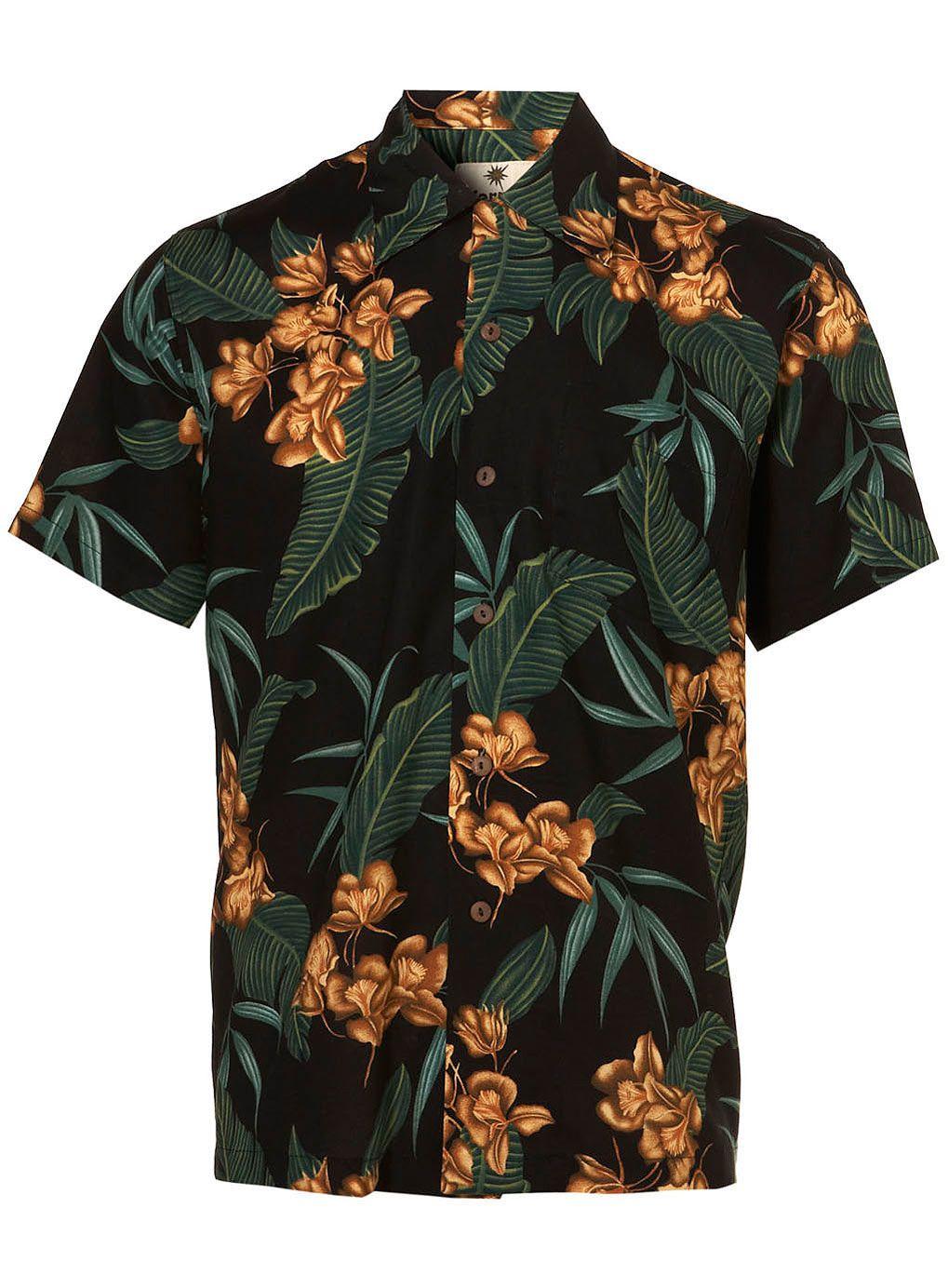 e89bf316b Topman Karmakula Hawaiian Shirt - Wantering   ///paraphernalia ...