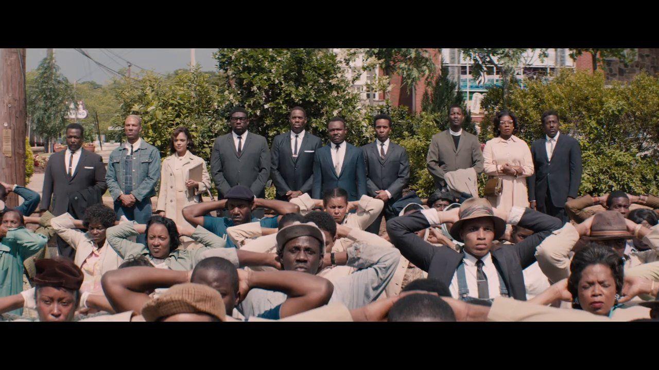 Selma UK-Trailer