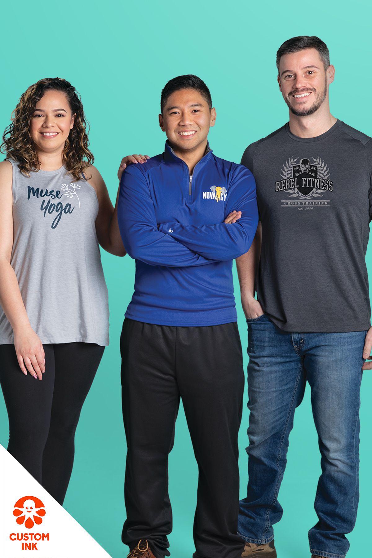 Custom Activewear in 2020 Sports team apparel
