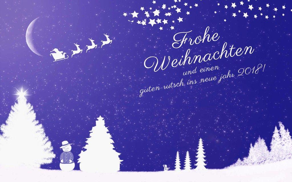 Schöne Weihnachten Und Ein Gutes Neues Jahr Englisch Schöne