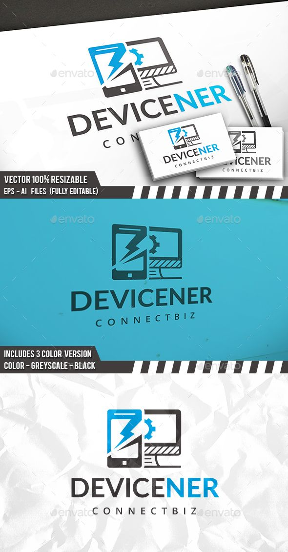 Device Repair Logo | Multimedia pc, Mobile applications and Logos
