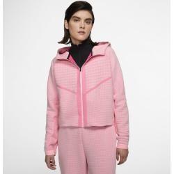 Photo of Nike Sportswear City Ready Fleece-Jacke mit durchgehendem Reißverschluss für Damen – Pink NikeNike