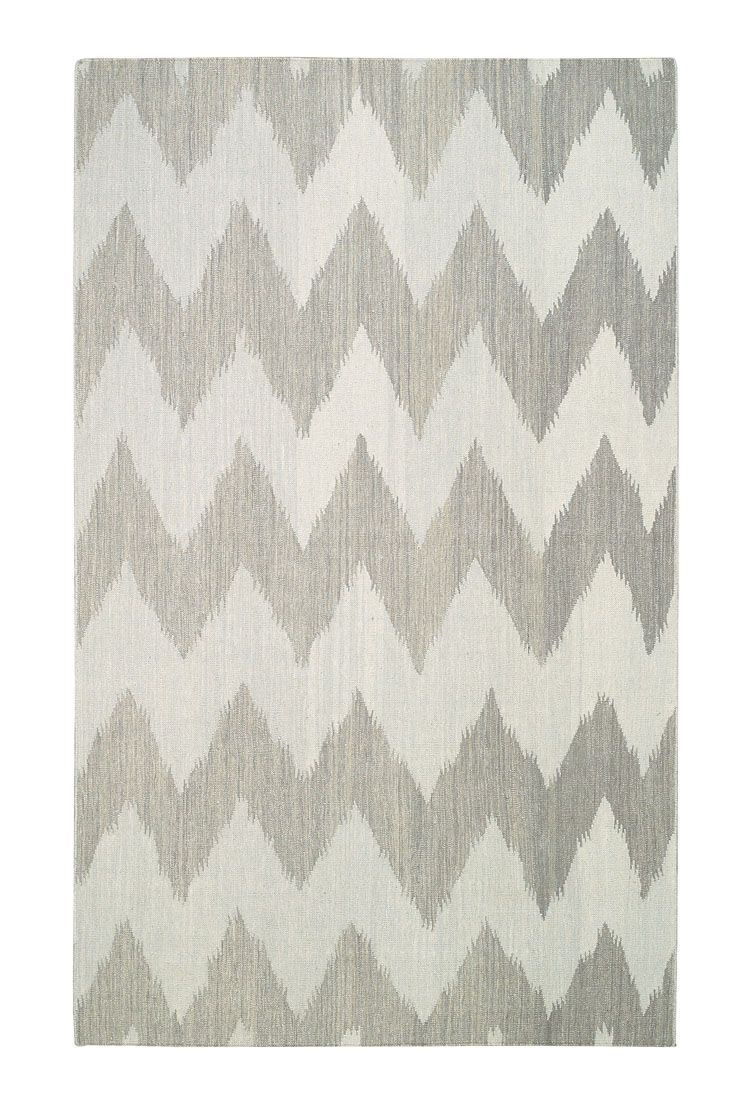 Gray Chevron Flat Weave Rug Genevieve Gorder For Capel Rugs Like Http