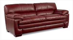 Dexter Leather Sofa By La Z Boy Leather Sofa Sofa