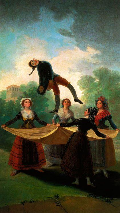Les Mouvements Dans La Peinture Le Rococo Et Le Rocaille Francisco Goya Art Appreciation Art