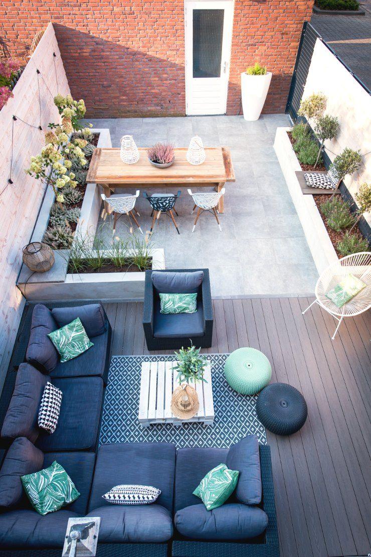 Áticos con terraza | La Bici Azul: Blog de decoración, tendencias ...