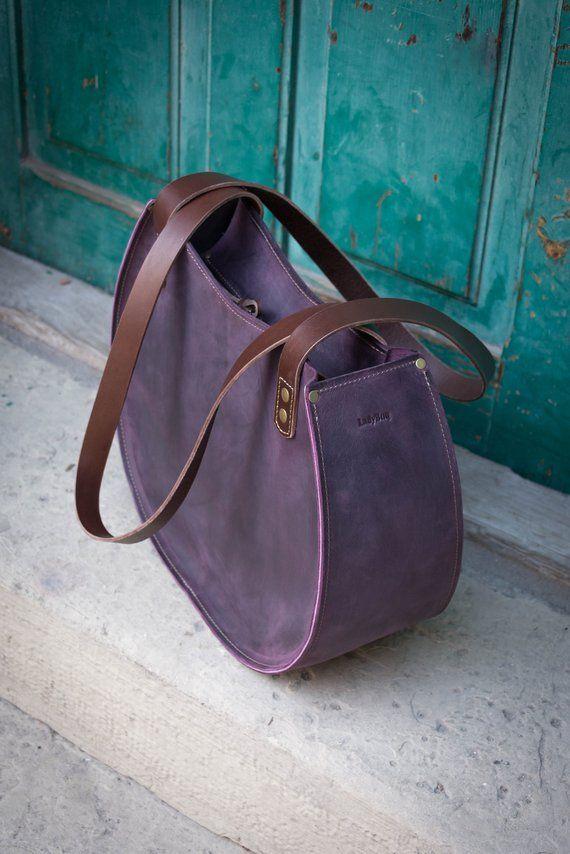 Women full Grain Leather Round Shape Top Handle Tote Shoulder Bag Purse Oryginal Handbag Ladybuq Art Bag Women Gift Handmade custom bag
