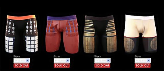 futuristic underwear for men - Google Search
