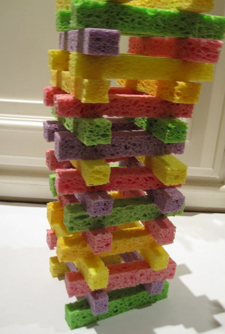 Sponge Tower Time | Tower, Create and Building