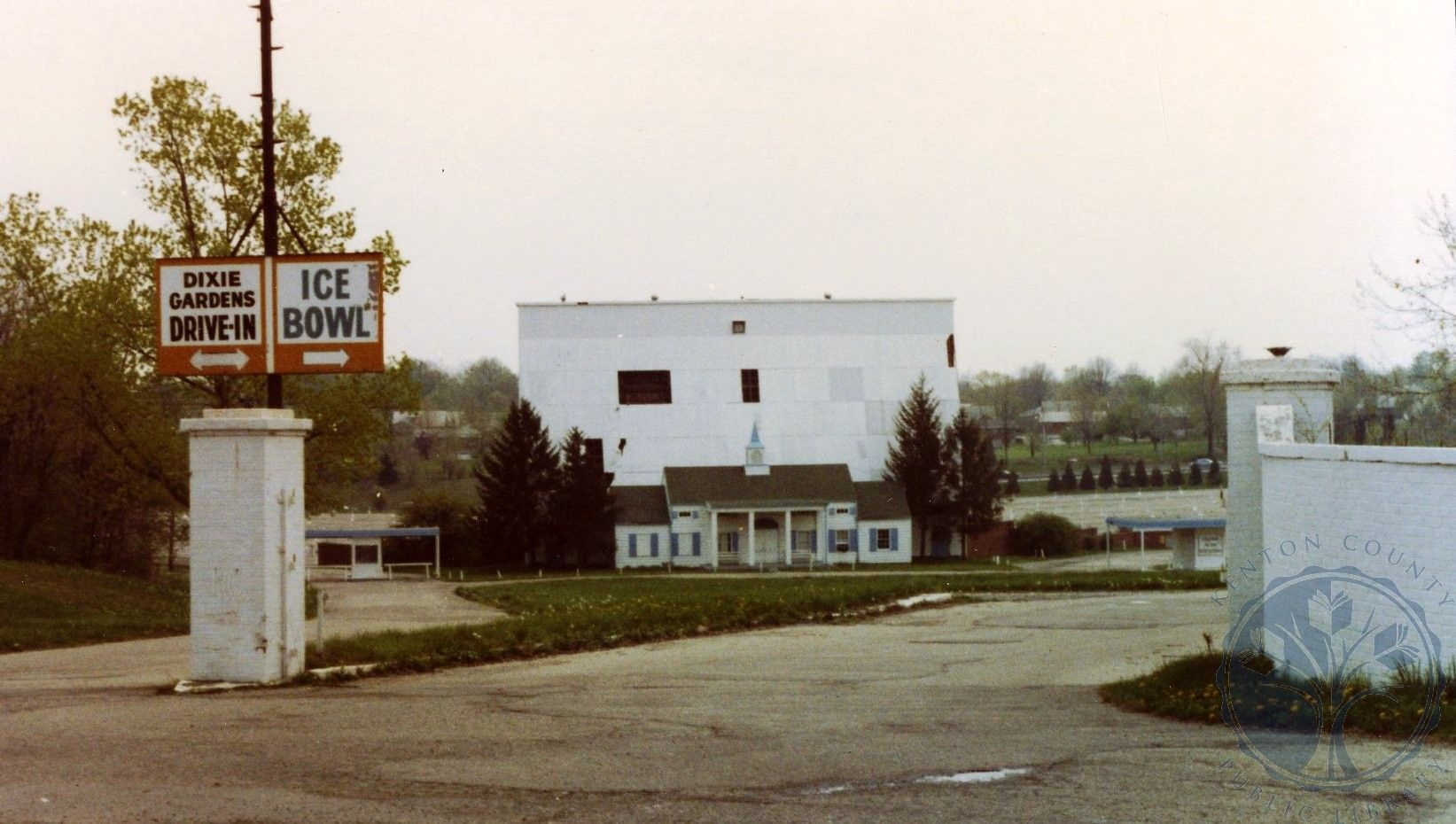 Dixie Gardens Drive In Theater Latonia Drive In Theater My Old