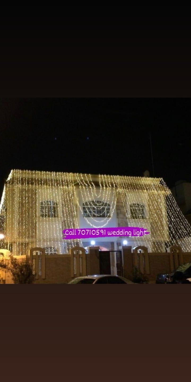Wedding Lights Qatar In 2020 Wedding Lights Lights Wedding