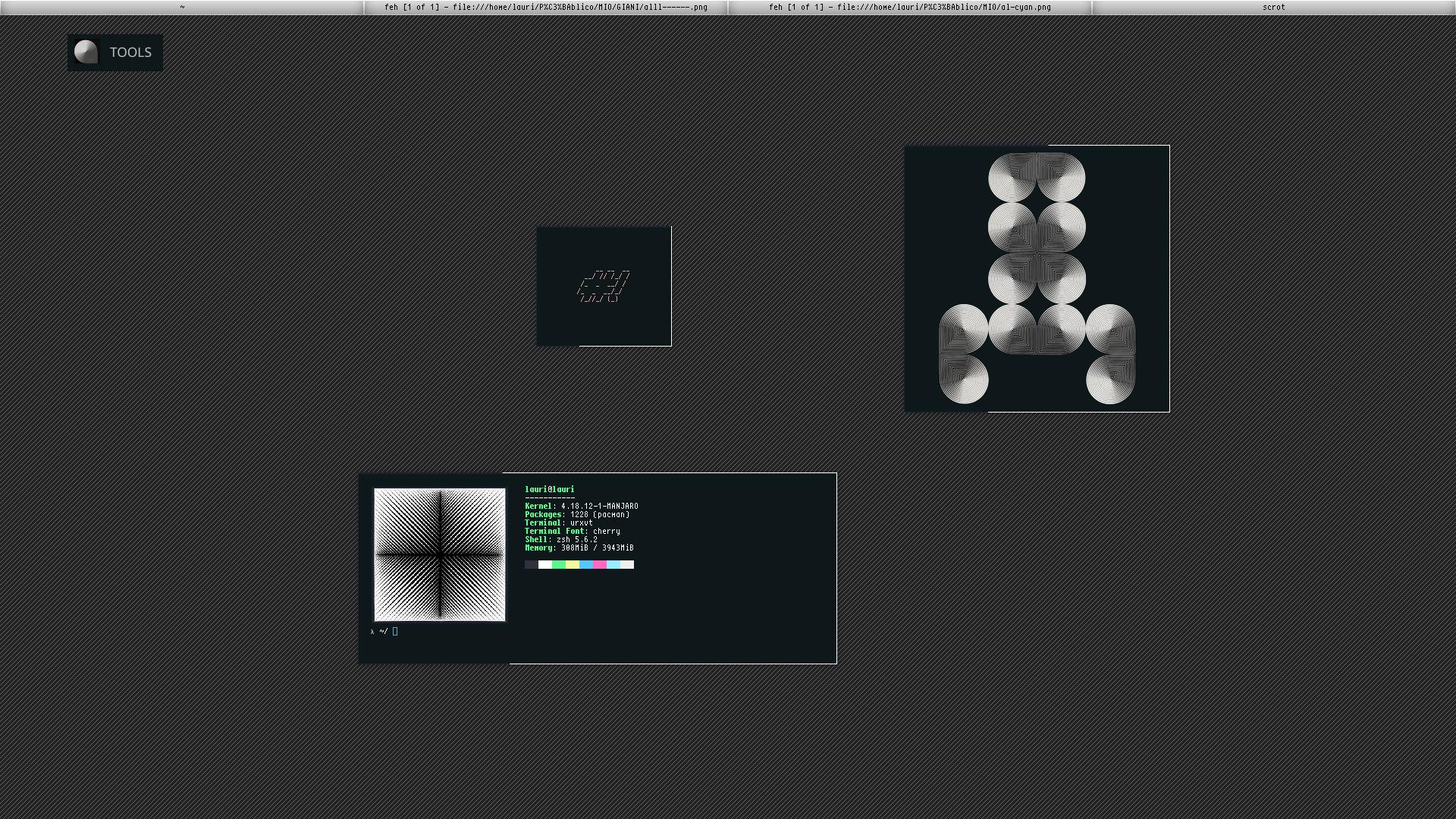 Scrot-7 by lauriset   Desktop UI   Desktop, Art, Desktop