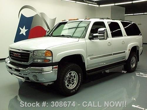 Buy Used 2003 Gmc Yukon Xl 2500 4x4 Quadrasteer 6 6l Diesel Dvd