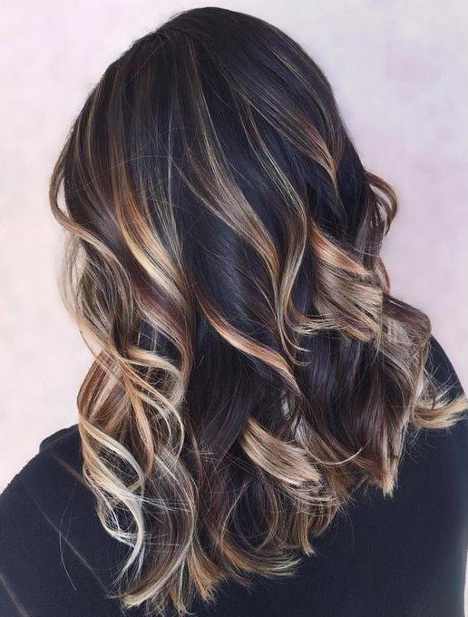 2017 Spring Summer Hair Color Trends Hair Styles Pinterest