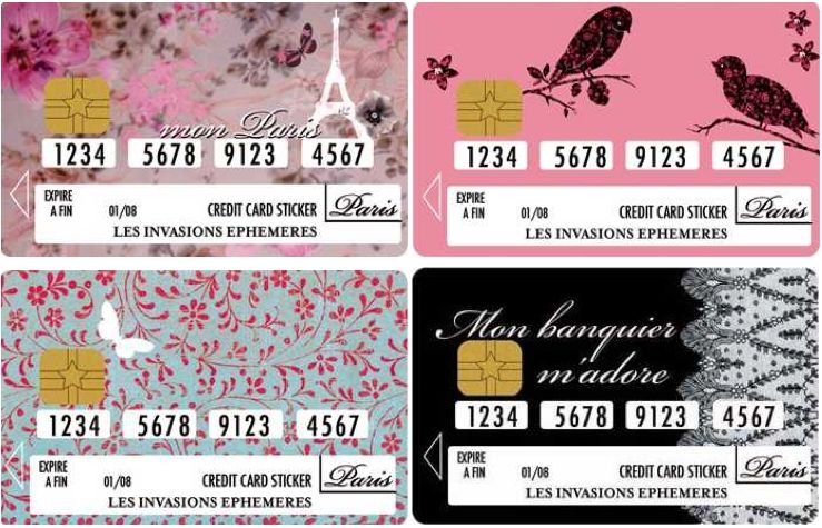 printable play credit card templates Extreme Credit Card Make-Over