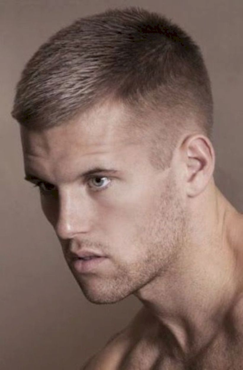40 Must Try Short Haircut For Men 99outfit Com Mens Hairstyles Short Mens Haircuts Fade Thick Hair Styles