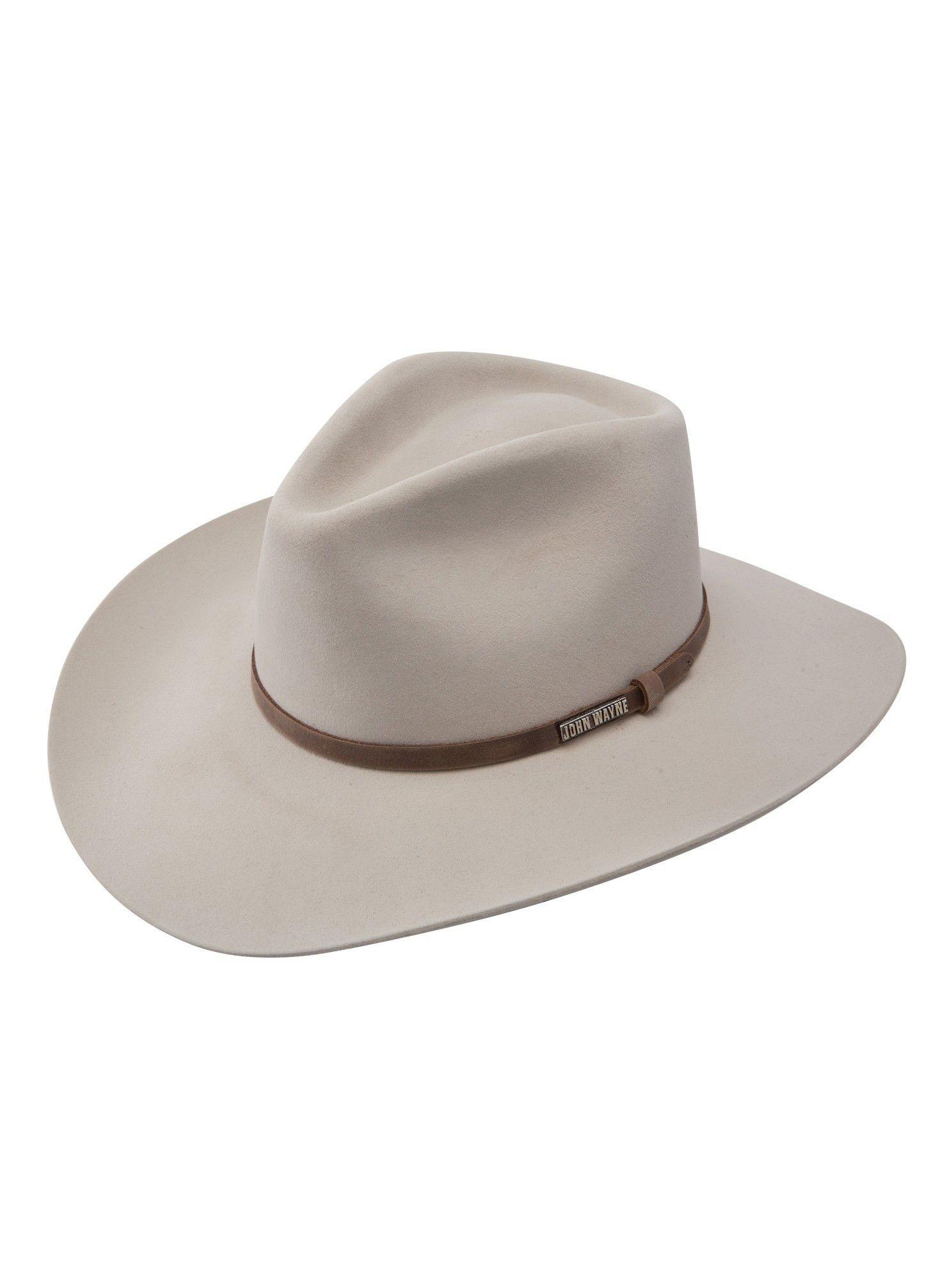 5462e7e2 John Wayne's Custom-Made Cowboy Hat | John Wayne in 2019 | Hats, Cowboy hats,  Resistol hats