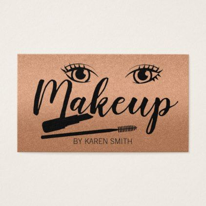 Makeup business card hair salon gifts customize personalize ideas makeup business card hair salon gifts customize personalize ideas diy reheart Image collections