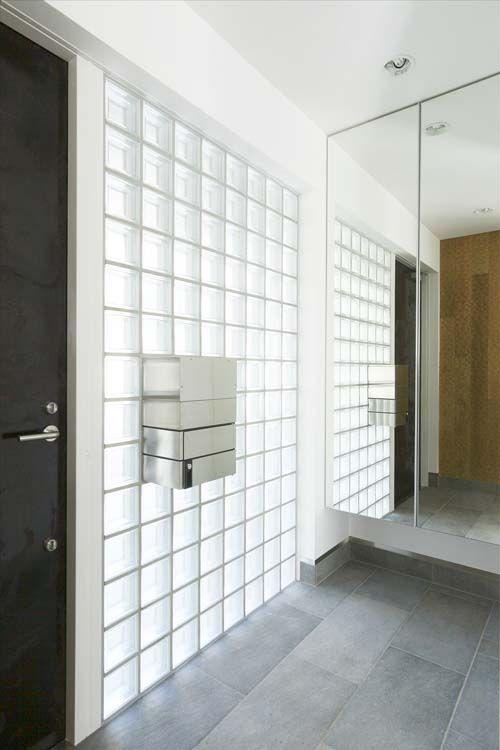 ガラスブロックで明るくてセンスのよい部屋づくり 優秀ガラスブロック