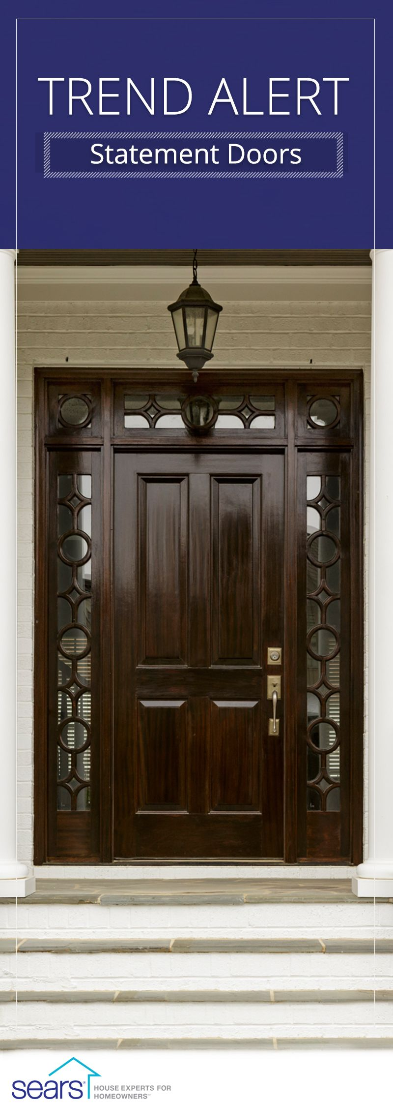 Trend Alert Statement Doors Give Your House An
