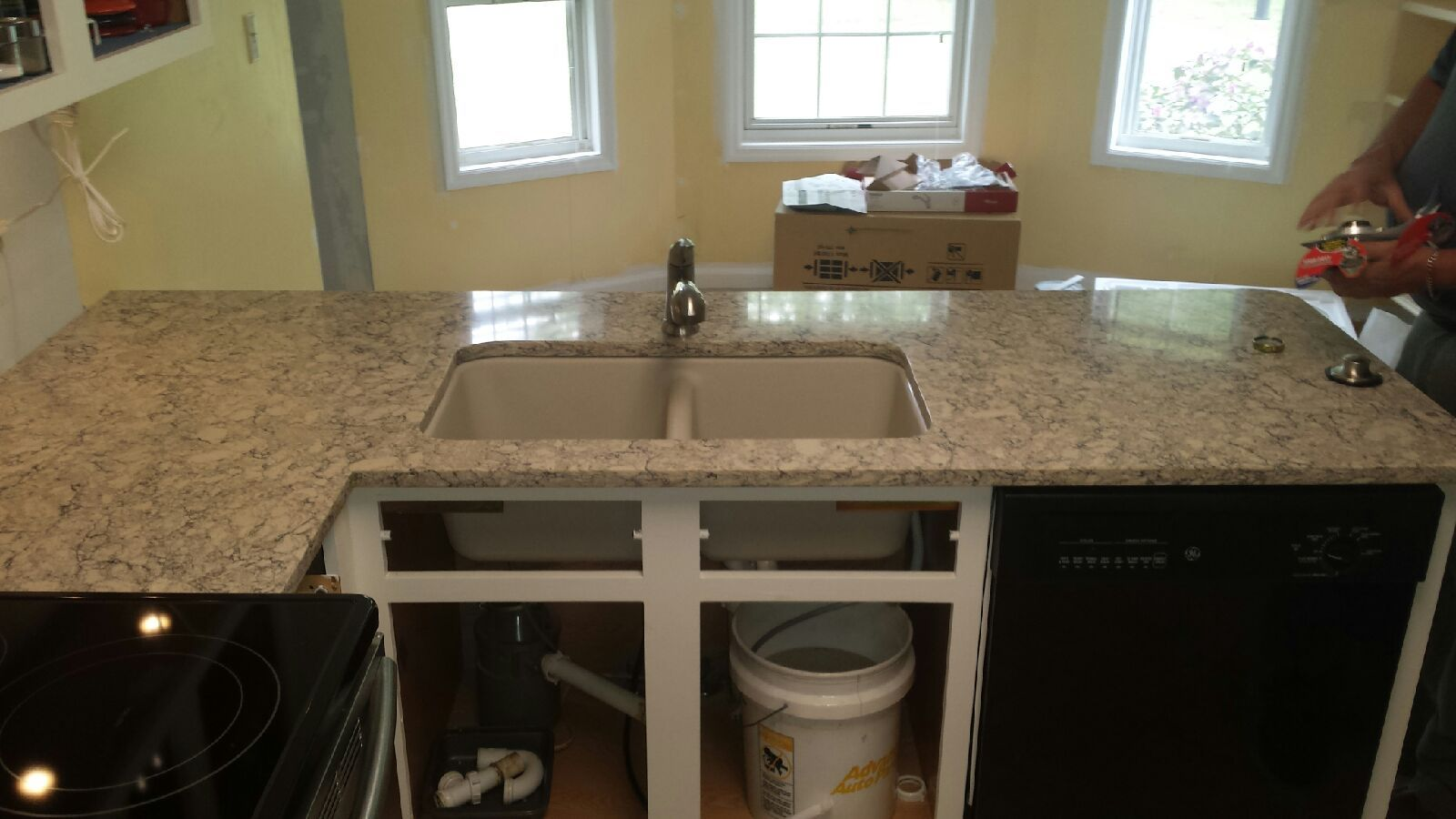 Intermezzo LG Quartz Kitchen Countertop Install For The Dunn Family.  Knoxvilleu0027s Stone Interiors. Showroom