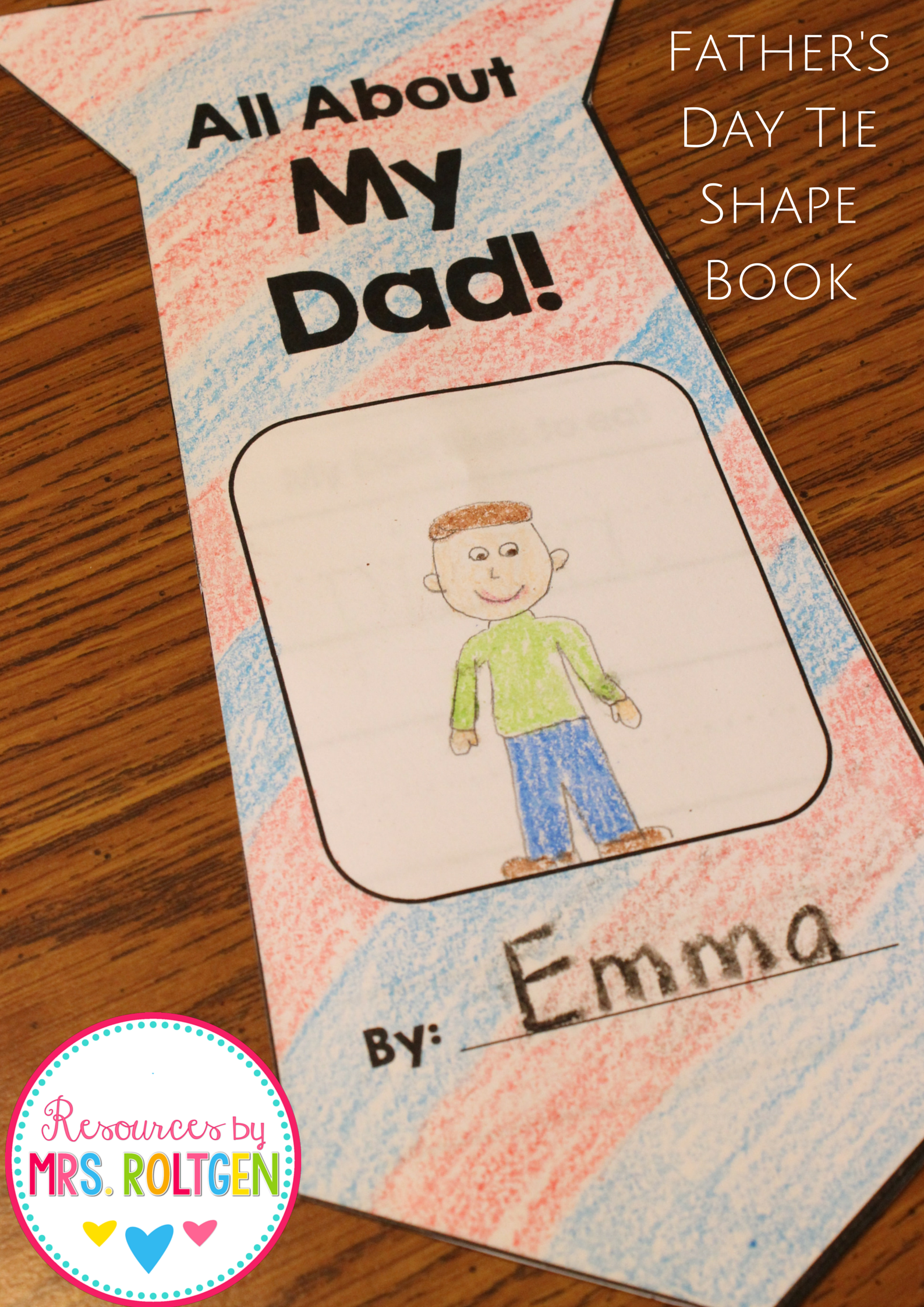 Father S Day Craft Activities Set Of Two