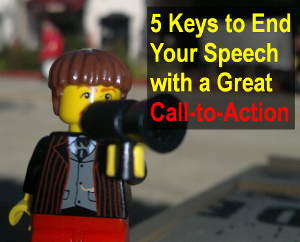 Speech Preparation #7: Choreograph Your Speech with Staging, Gestures, and Vocal Variety