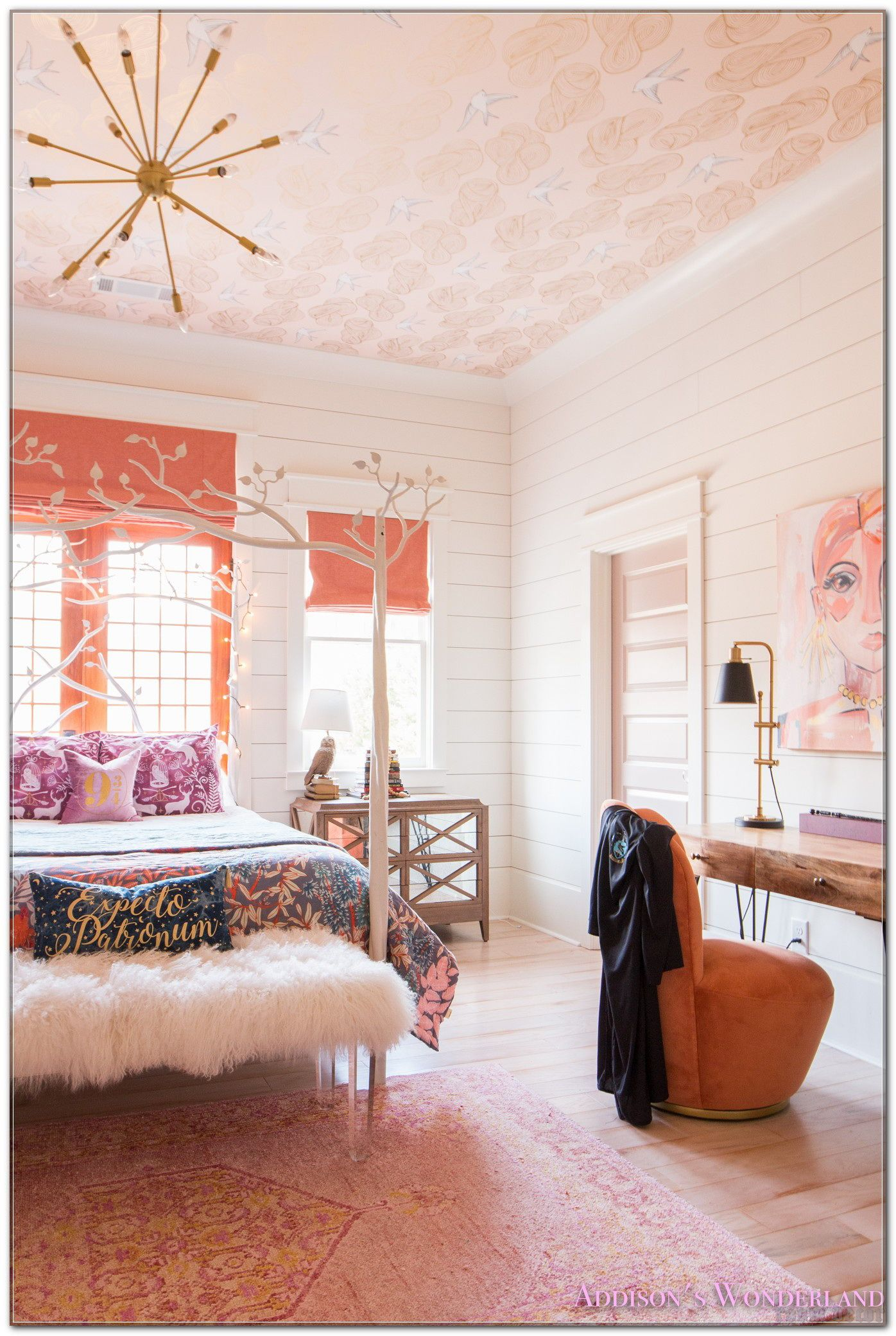 Room Decor Tip: Be Consistent