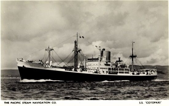 One The Missing Such Ss Cotopaxi Near Named Went Bermuda Ship TFluKJc13