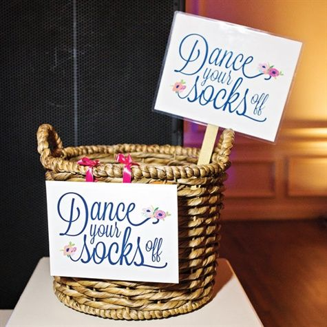 Dance Your Socks Off Basket In 2019 Sweet 16 Party