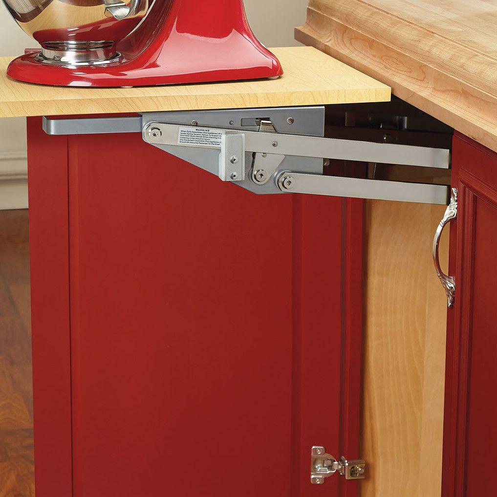 Heavy Duty Lift System Rev A Shelf Kitchen Storage Storage