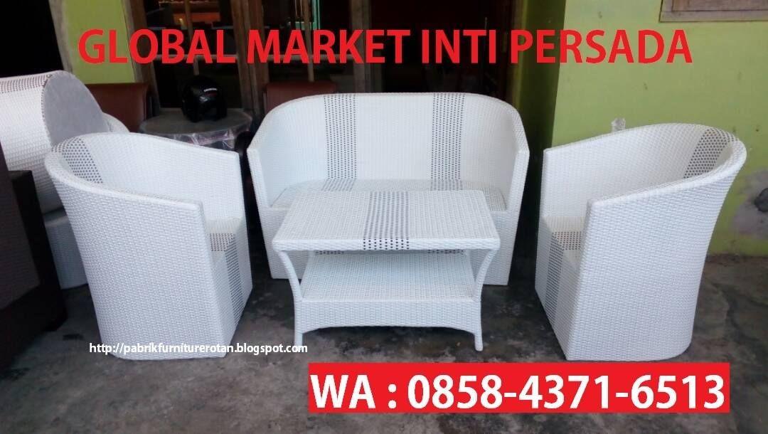 Sofa Rotan Sintetis Yogyakarta Furniture Rotan Bandung