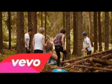 One Direction - Right Now (Music Video)- CRYING!!:'D