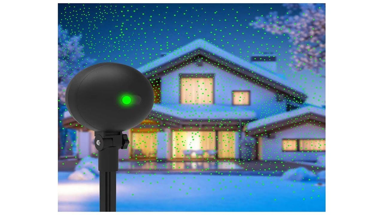 Best Laser Christmas Lights Outdoor Holiday Projectors Review Christmas Lights Christmas Light Projector Best Christmas Laser Lights