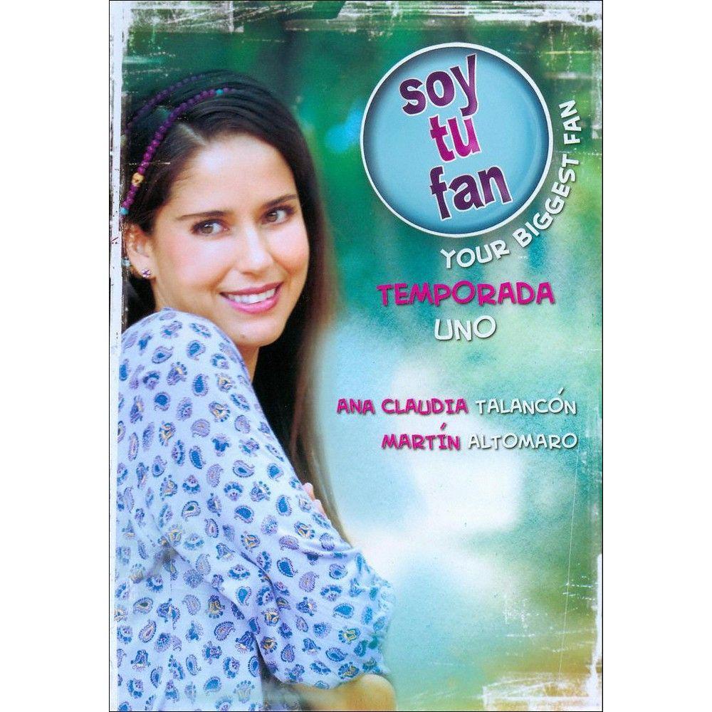 Soy Tu Fan (4 Discs) (dvd_video)