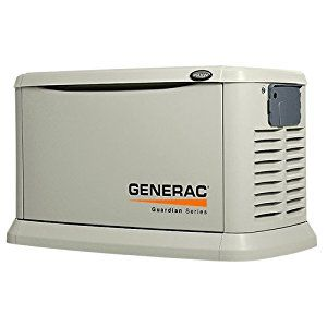 Generac 6237 Guardian Series 8kw Air Cooled 100 Amp Automatic Transfer Switch Standby Generator Home Backup Generator