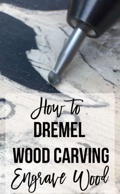 Dremel Wood Carving - How to Make a Gorgeous Mandala Wall Art #wood
