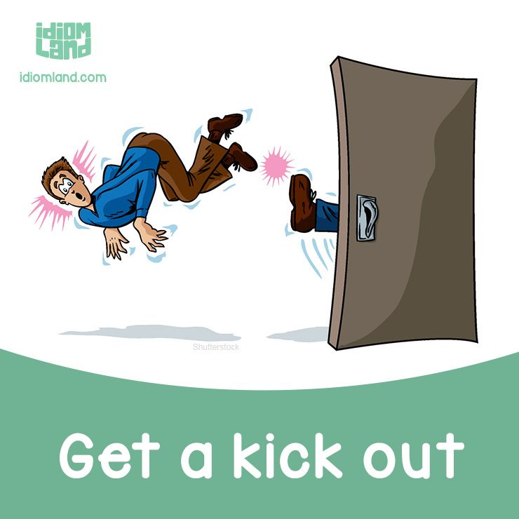 Idiom Of The Day Get A Kick Out Of Something Meaning To Enjoy Something Very Much Idiom Idioms English Learnenglish Kic Educacao Idiomas Aprendizado