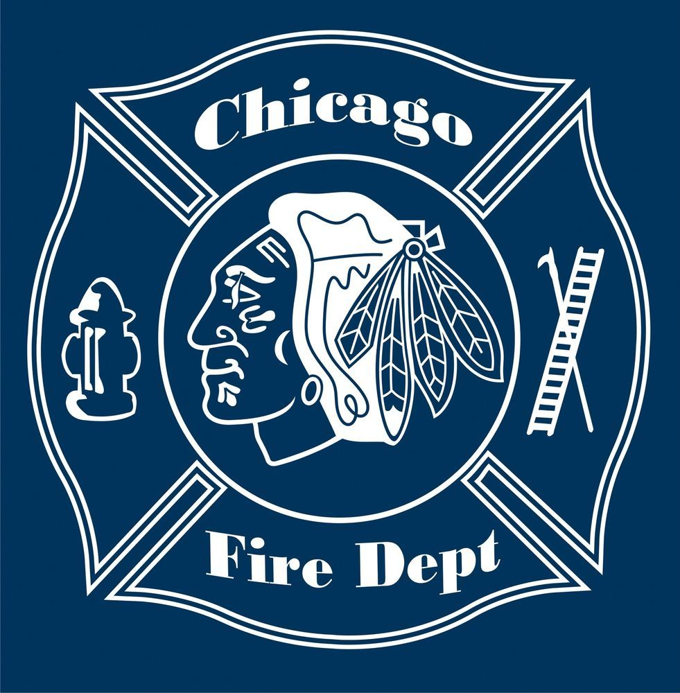 Chicago fire department blackhawks t shirt firefighter fireman chicago fire department blackhawks t shirt firefighter fireman in clothing shoes biocorpaavc Images