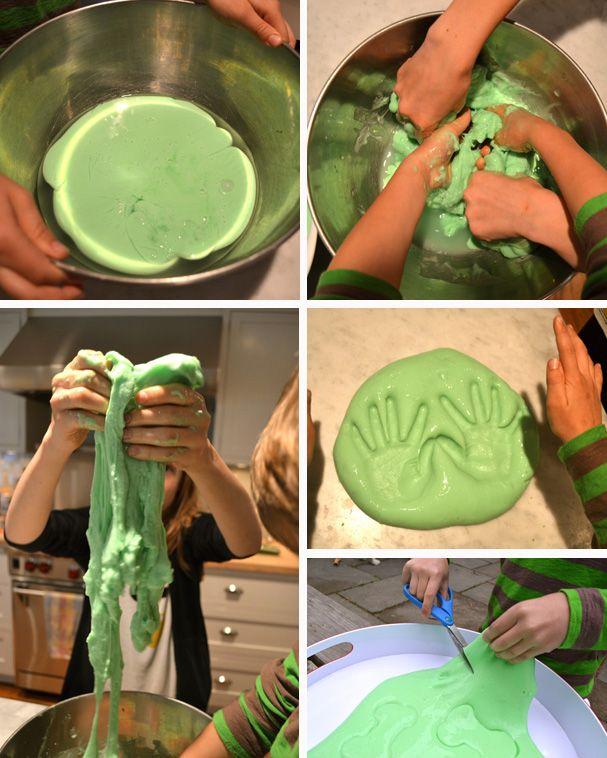 Best Flubber Recipe | Flubber, Summer crafts, School age ...